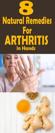 8 Natural Remedies For Arthritis in Hands