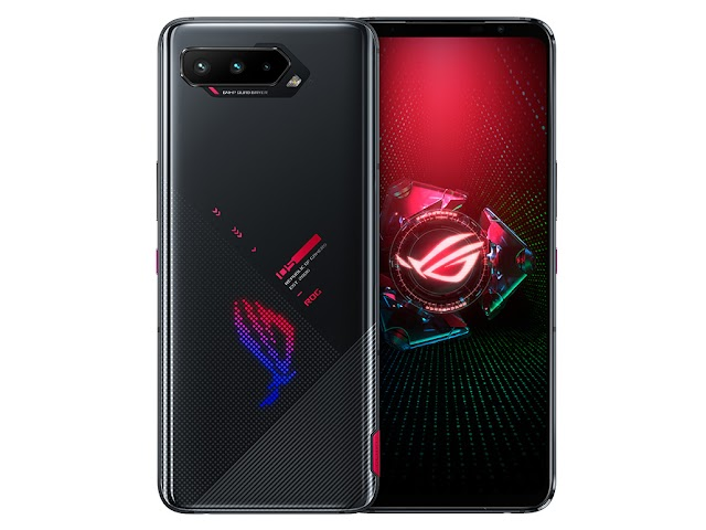 New Asus ROG Phone 5 official images, specs leaked through DxOMark review