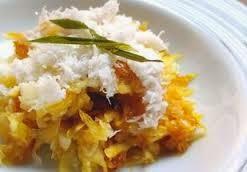 Makanan Tradisional Sawut Singkong 1