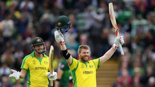 Australia vs Pakistan 17th Match ICC Cricket World Cup 2019 Highlights