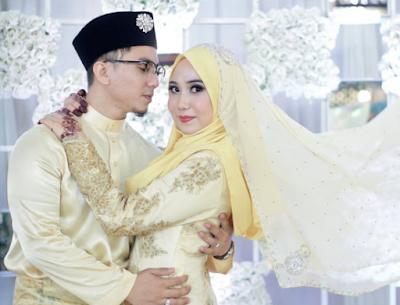 gambar perkahwinan faizz nur