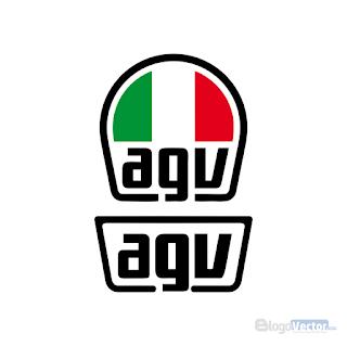 AGV Helmets Logo vector (.cdr)