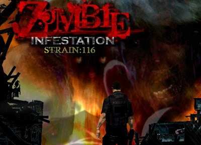 Play Zombie Infestation Strain 116 Game