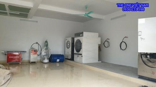 Thiết bị giặt sấy công nghiệp cho tiệm giặt Hưng Yên
