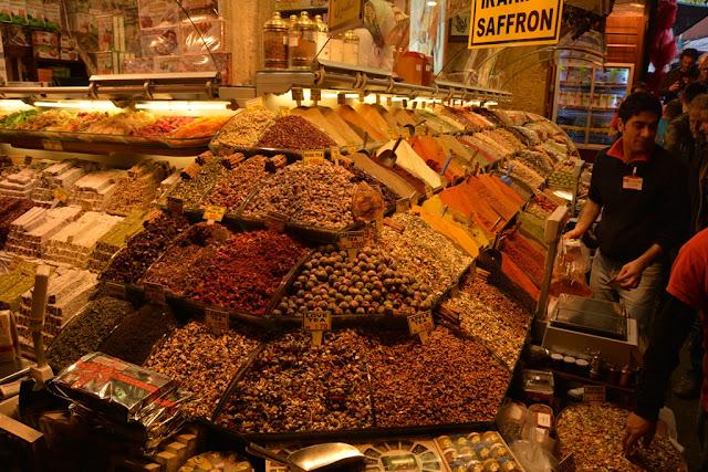 Egyptian Market Istanbul