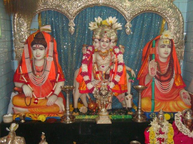 Sripada Srivallabha Siddhamangala Stotram