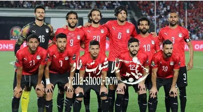 نتيجة مباراة منتخب مصر وتوجو تصفيات كأس الامم الافريقيا اليوم
