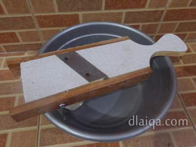 alat pemotong keripik manual (sugu keripik)