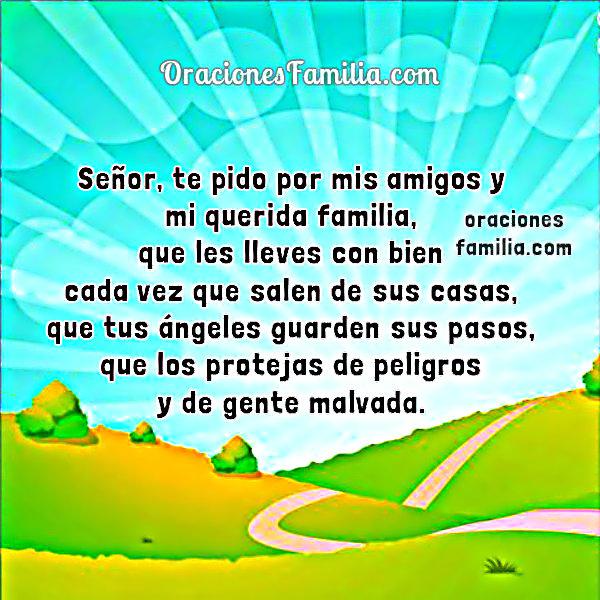Oración Cristiana De La Mañana Por Mis Amigos Y Familia Oraciones