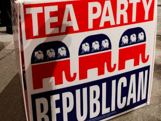 Republicanos PIG EUA Tea Party