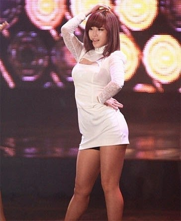"""Secret's Hyosung Reveals Her Weight on """"4 Things Show"""""""