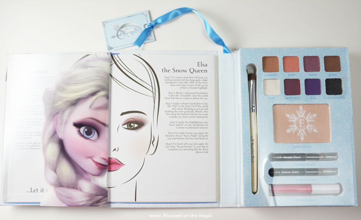 Disney Elsa Frozen Beauty Book