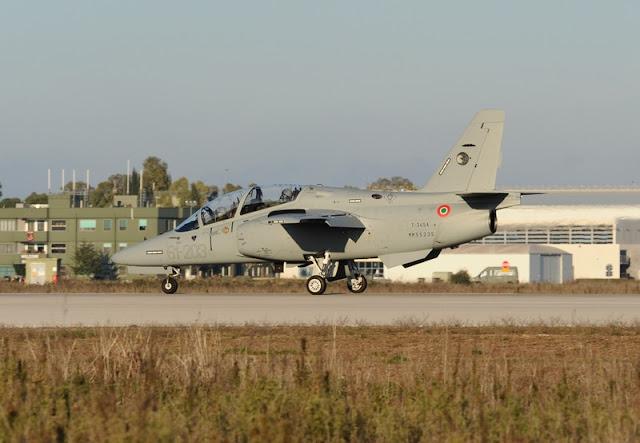 Italian Air Force receives M345