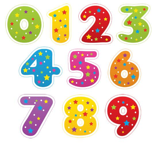 пособие по знакомству детей с цифрами картинки