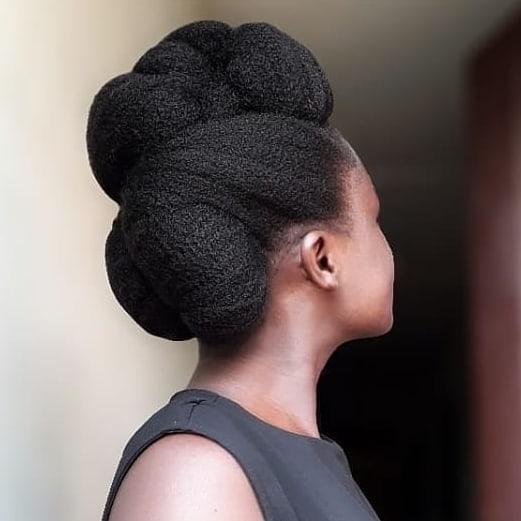 2020 Beautiful Black Women Natural Hairstyles