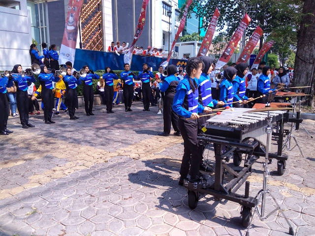 Marching band UNS