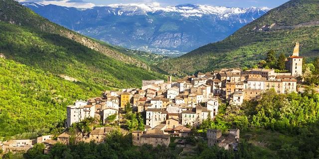 1.Abruzzo Regions of Italy