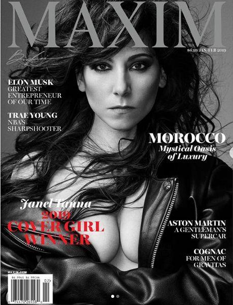 Janel-tanna-maxim-magazine-2019