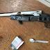 Operação prende dois e apreende armas, munições e objetos da Polícia, em Catunda e Santa Quitéria