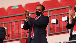 Racism on social media is the biggest problem in football: Arsenal chief Vinai Venkatesham