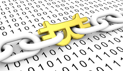 Economía Blockchain bitcon como funciona