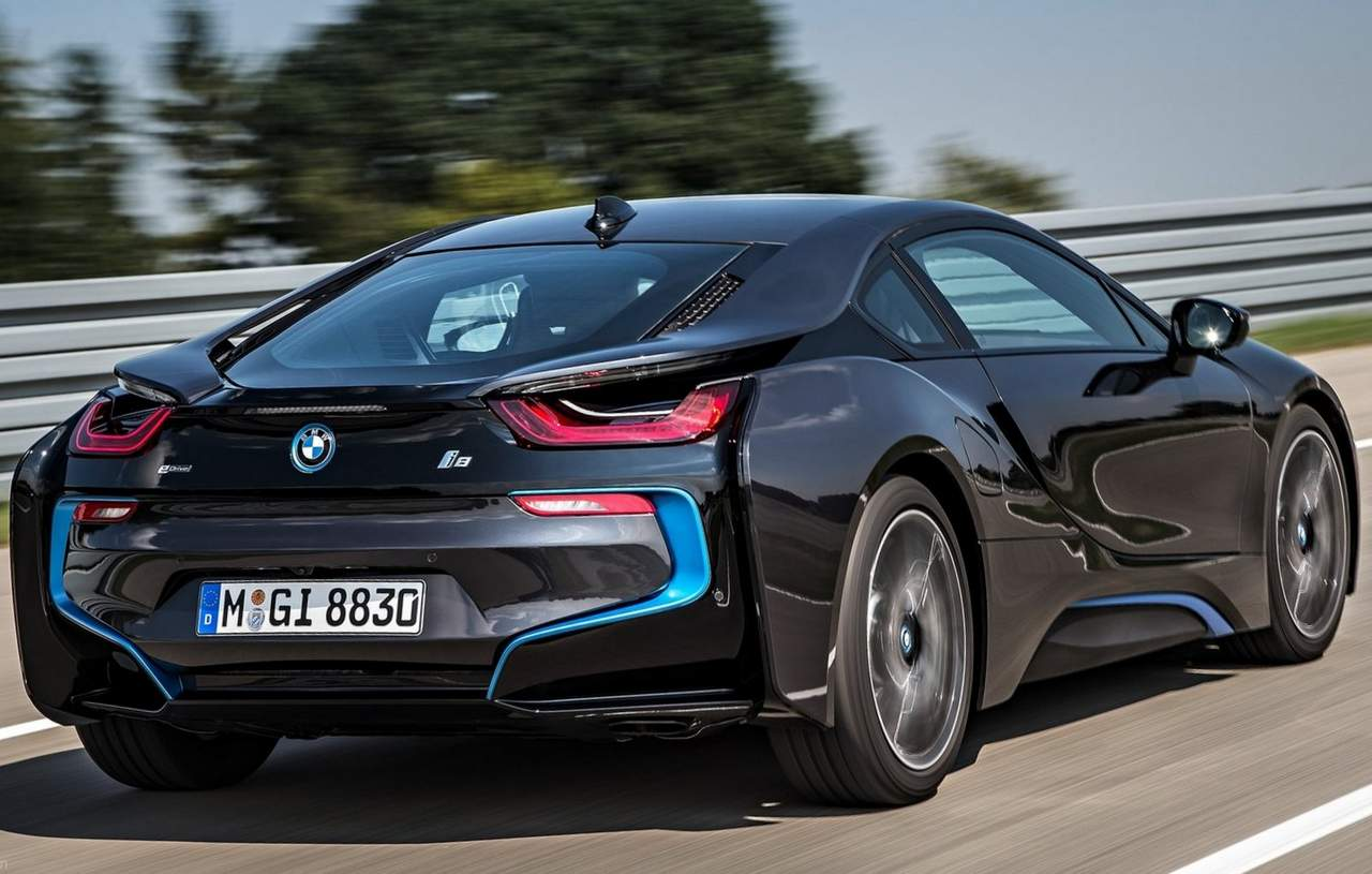 Bmw I8 Hibrido Video Explica Tecnologia Aplicada Ao Carro Car Blog Br