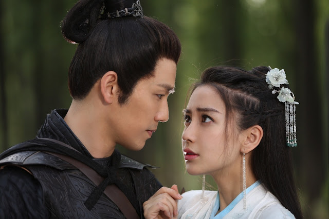 Angelababy Wallace Chung General and I