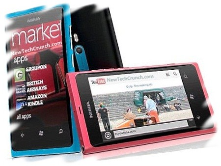 nokia lumia 800 sales figures
