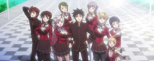 Princess lover- romance ecchi