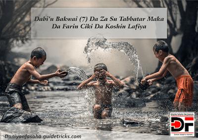 Dabi'u Bakwai (7) Da Za Su Tabbatar Maka Da Farin Ciki Da Koshin Lafiya