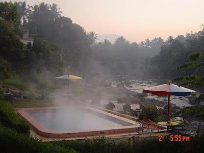 Pemandian Air Panas Cikundul Sukabumi Jawa Barat