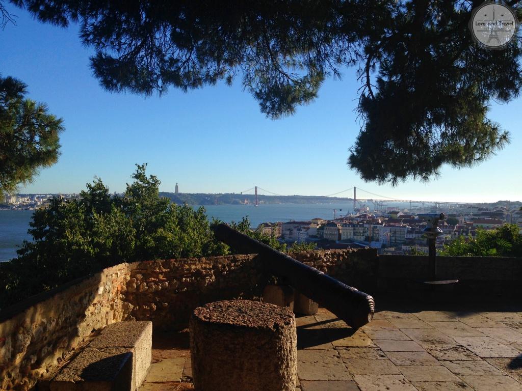 Castelo de São Jorge POrtugal