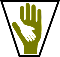 The Humanitarian Corps. Unit Insignia