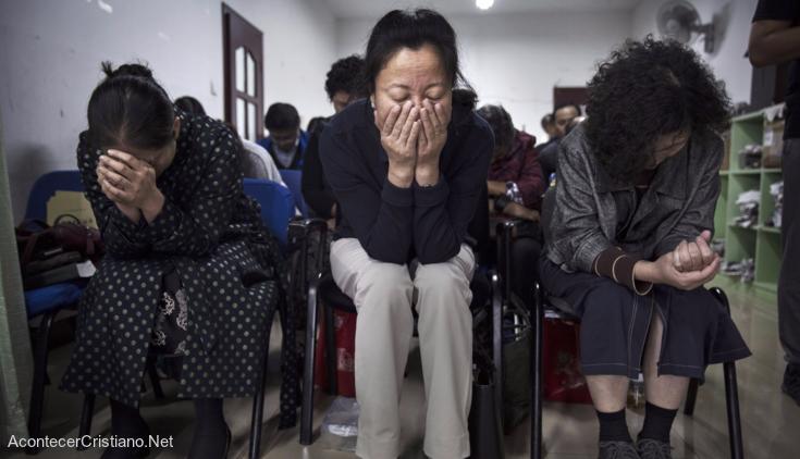 Mujeres cristianas en Corea del Norte