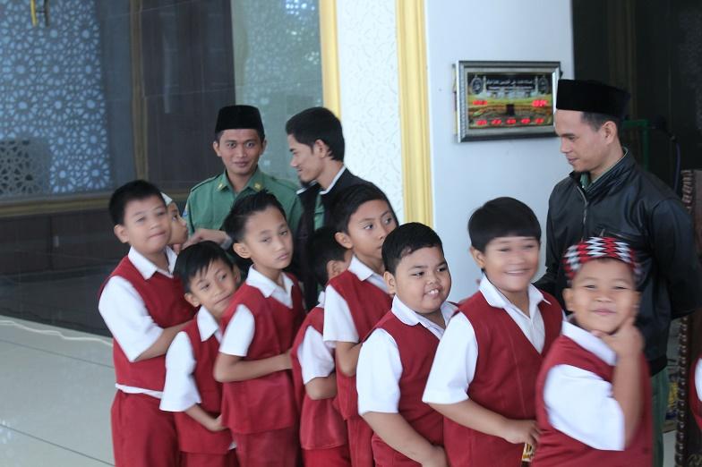 Keunggulan Sekolah Islam Terpadu