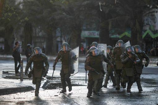 ONU confirma violaciones graves de DD.HH. durante protestas en Chile