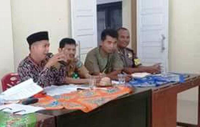 Ketua BAMUS Nagari KKS Donal Efendi Tegaskan  Panitia Pilwana Harus Independen dan Tidak Memihak