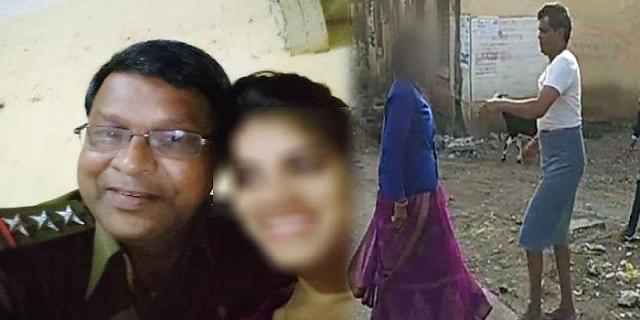 सरकारी आवास में रंगरेलियां मना रहे TI साहब को पत्नी ने पकड़ लिया, हंगामा | MP NEWS