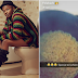Wizkid cries out after failed attempt at cooking Indomie