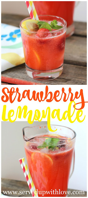fresh-strawberry-lemonade