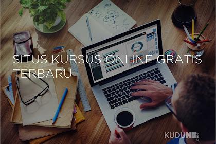 Daftar Situs Kursus Online Gratis Terbaru