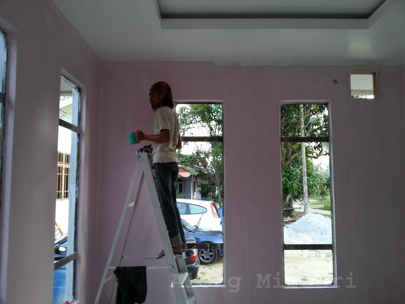 Rumah Idaman : Cat Colour Dalaman Rumah ~ Along Misuari