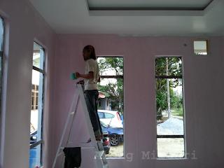 Rumah Idaman : Cat Colour Dalaman Rumah