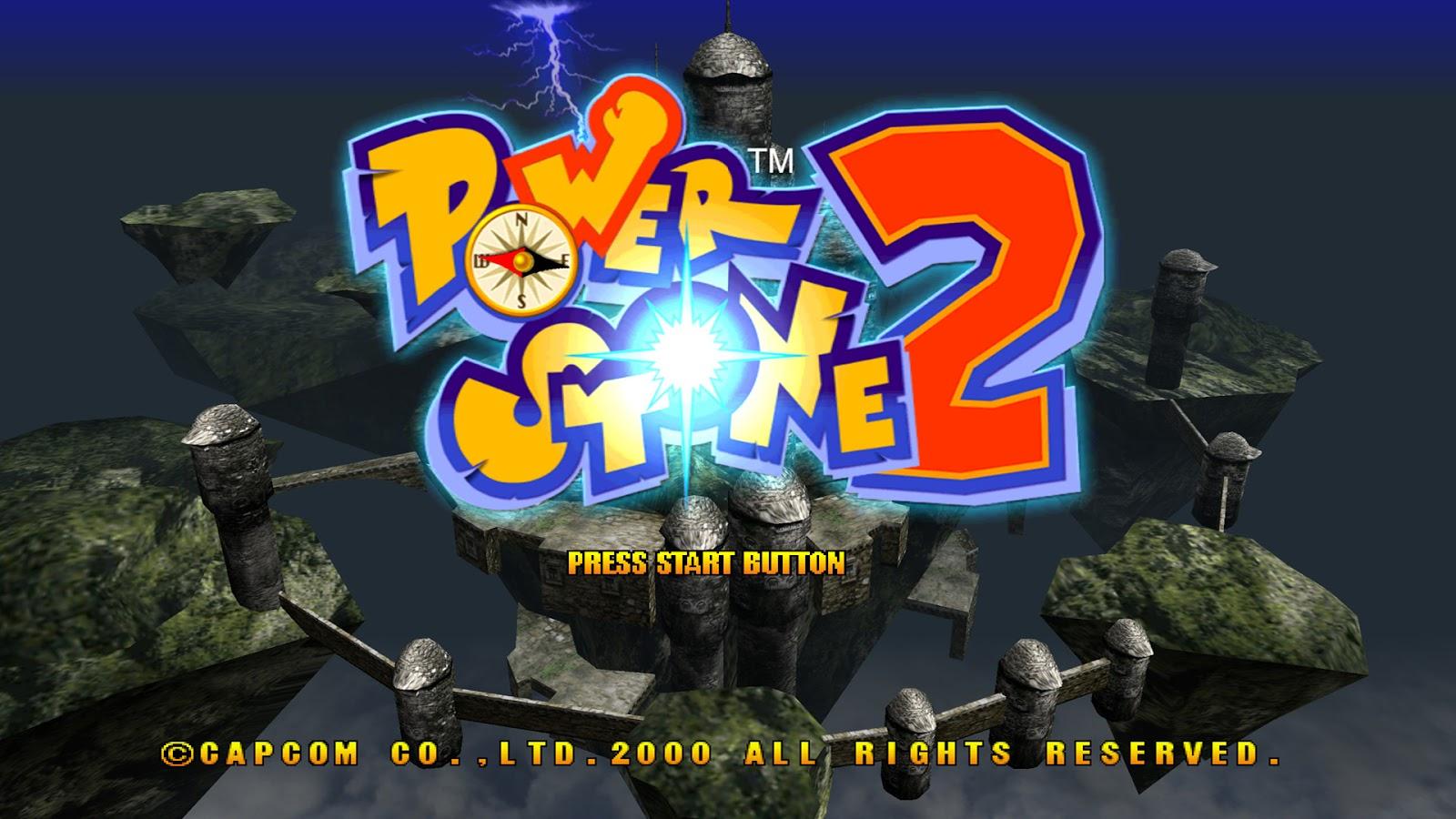 Power Stone 2 Rom