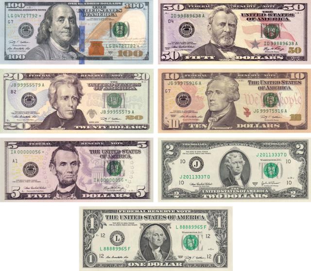 uang dollar amerika serikat