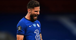 Olivier Giroud name Ziyech and two other best crossers at Chelsea and also the best way to attack crosses
