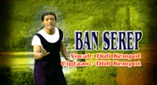 Lirik Lagu Ban Serep - Didi Kempot