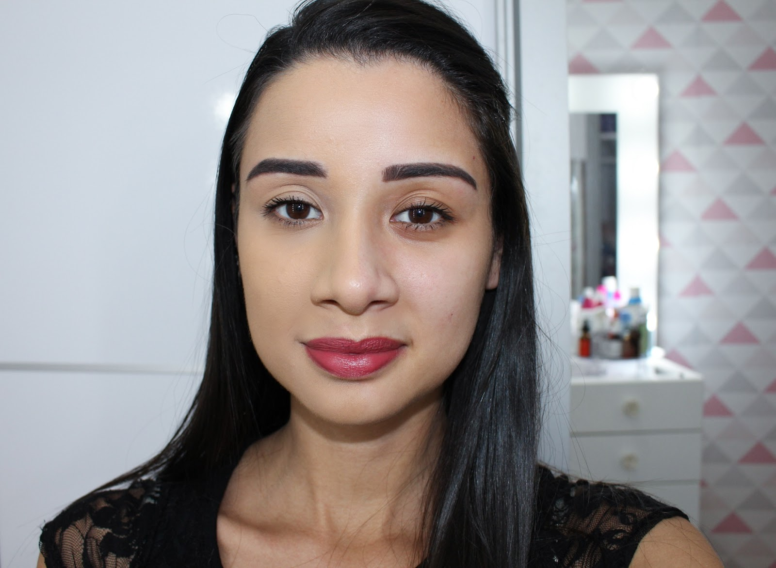 Resenha: Nova base Matte Real Color Trend da Avon