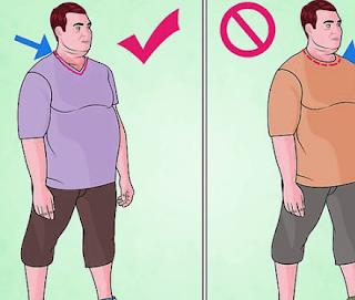 Tips Memilih Pakaian untuk Pria Berbadan Besar