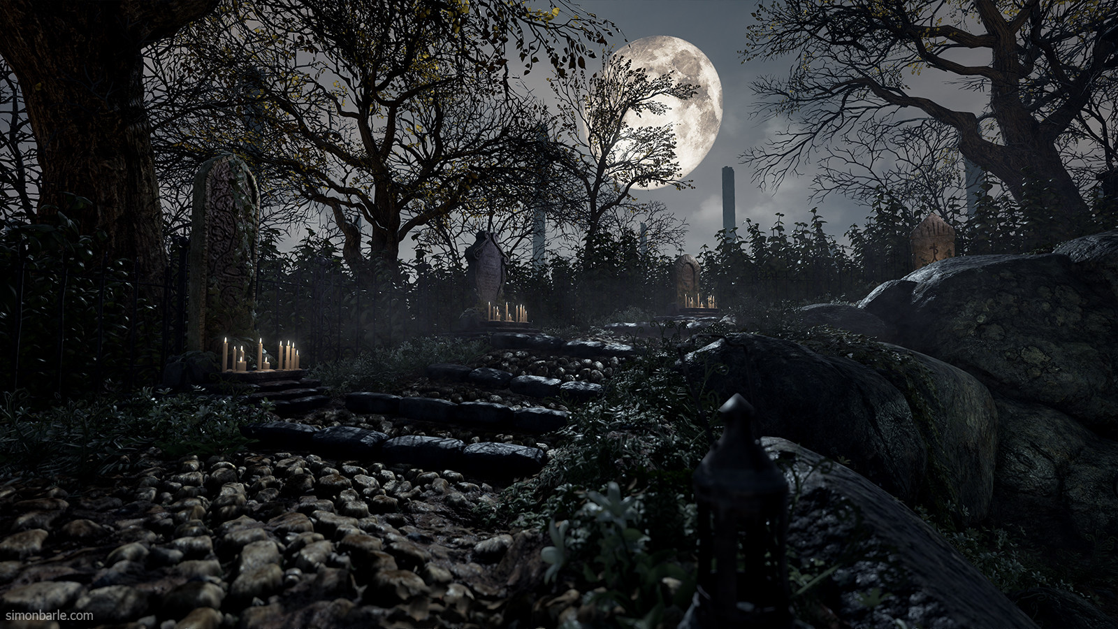 Hunter's Dream in Unreal Engine 4 | Bloodborne Wiki